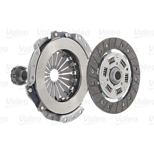 Amazon.com: VALEO Clutch Kit Fits RENAULT 19 9 Clio Extra Rapid Super 1.0-1.4L 1981-1998: Automotive