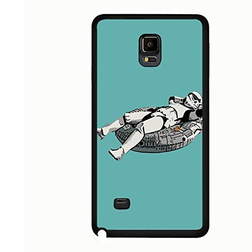 Creative Image Fantasy Film Star Wars Phone Case Special Phone Cover for Samsung Galaxy Note 4