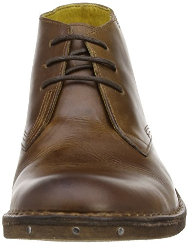 Uomo Scarpe Braun London Hans Camel stringate derby basse 002 Fly Marrone ZYEqW1q
