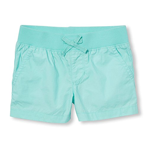 the-childrens-place-little-girls-solid-ribbed-waistband-short-mellow-aqua-6