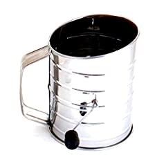 3-Cup Stainless Steel