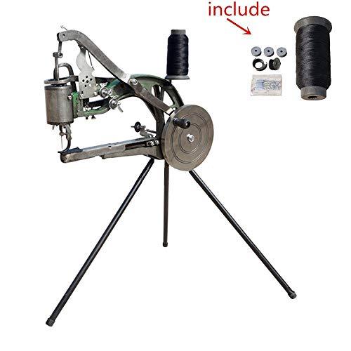 YEQIN Hand Machine Cobbler Shoe Repair Machine, Manual Shoe Mending Machine, Shoe Sewing Machine