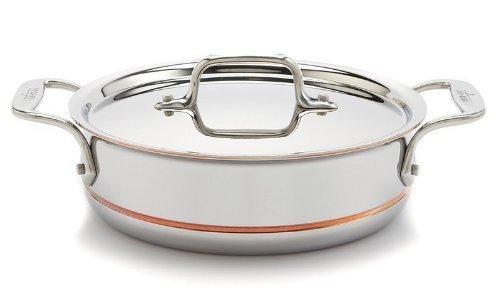 All Clad Copper 64023 2 Quart Handles product image