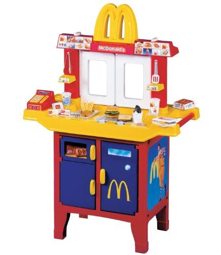 Kinder Mc Donalds Shop Spielküche Kaufladen Drive-in: Amazon.de ...