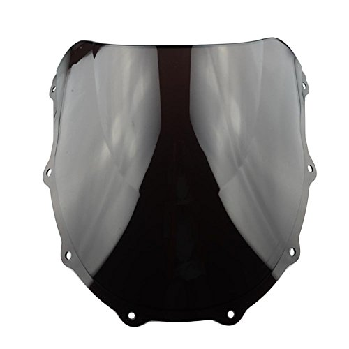 Beautyexpectly 3 New ABS Double Bubble Windscreen Windshield for sale  Delivered anywhere in Canada