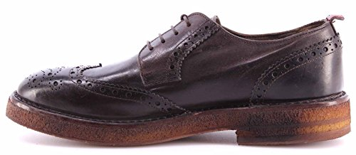 Chaussures Homme MOMA 54505-TB Hannover TMoro Business Derby Brogue Vintage ITA