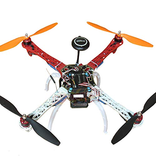 Hobbypower DIY F450 Quadcopter Kit with APM2.8 Flight Controller+ 7M GPS + 920KV Brushless Motor & Simonk 30A ESC