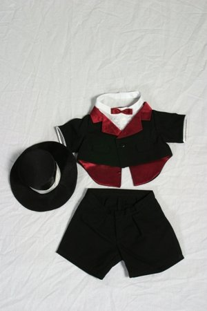 Tuxedo Outfit Teddy Bear Clothes Fit 14