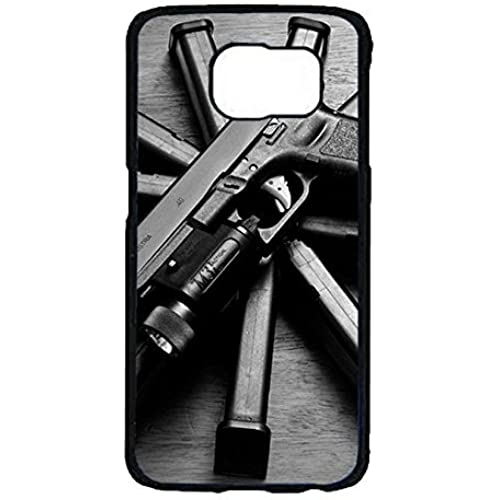 Samsung Galaxy S7 Cover Case,Universal Hard Plastic Protector Shell for Samsung Galaxy S7 Awesome Nice Gun Skin Phone Case Sales