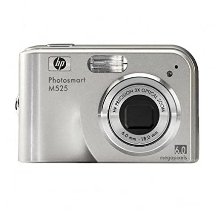 amazon com hp photosmart m525 digital camera point and shoot rh amazon com