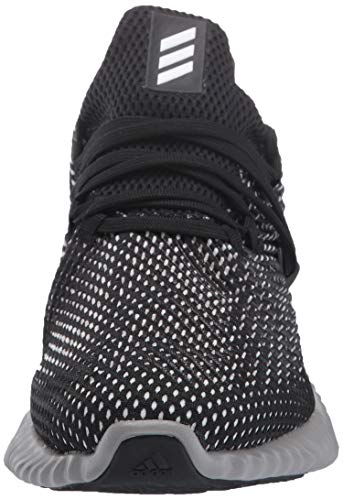 Adidas Kids Alphabounce Instinct, Black/White/Grey, 1 M US Little Kid by adidas (Image #4)