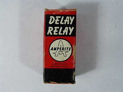 (Amperite 115C5 Time Delay Relay 115VAC 0.1-5sec)