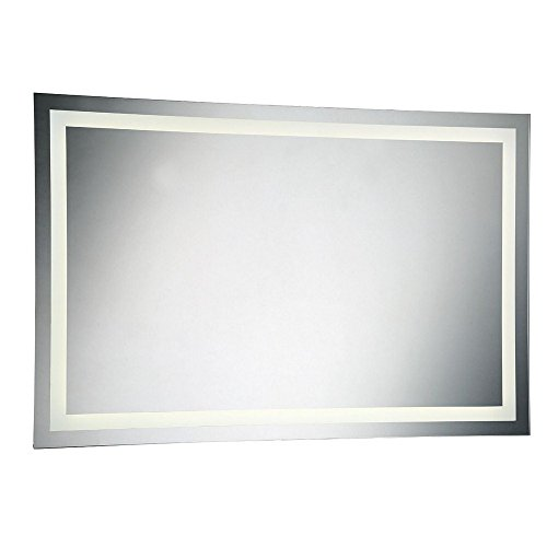 Eurofase 29107-018 Mirror LED Rectangular Back-Lit 35.5 Inches High by 55 Inches Wide-Model by Eurofase