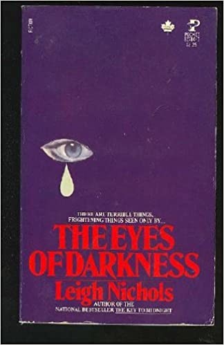 The Eyes of Darkness: Leigh Nichols: 9780671827847: Amazon.com: Books