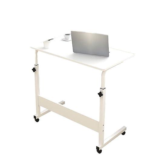 Mesa Ordenador portátil, escritorio de la cama Ajuste de ...