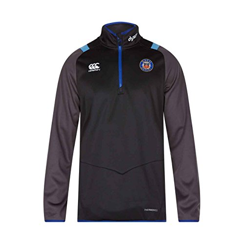fan products of Bath Rugby Thermoreg Qtr Zip Top 17/18