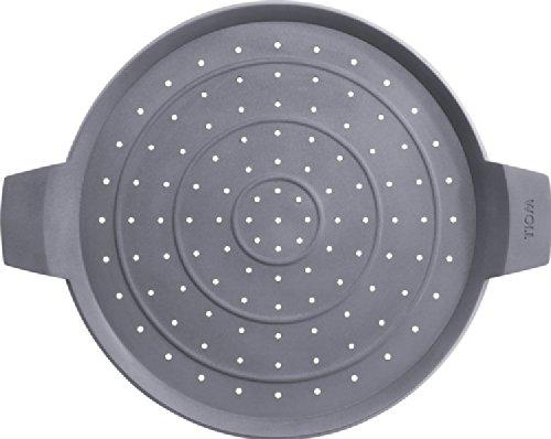 Woll SG24 Silikon Spritzschutz, rund 24 cm Durchmesser