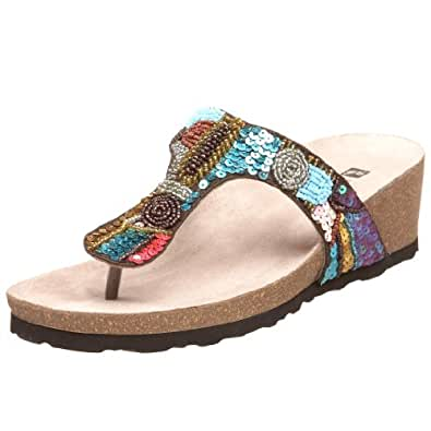 Amazon.com | White Mountain Women's Cordoba Sandal | Sandals