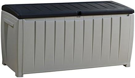 outdoor deck storage