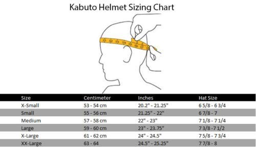 Kabuto FF-5V Solid Helmet Pearl White XL for sale  Delivered anywhere in USA