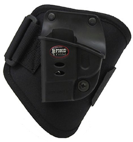 Details for Fobus Ankle Holster KT2GALH for Ruger LCP, Kel-Tec 2nd Generation P2AT .380 & .32, Left Hand from Fobus