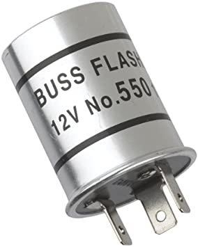 Bussmann 550 Electronic Flasher