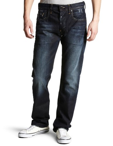 da Jeans star uomo Blue 2669 G Wash 539 Raw Straight Travis Xattacc YwUdqX