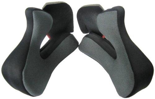 - LS2 Helmets Cheek Pad for MX453 Helmets (Black, Small)