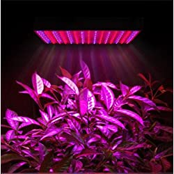 Yescom 12v 225 LED Blue Red Mixed Grow Light Panel Indoor Garden Hydroponic Plant Lamp