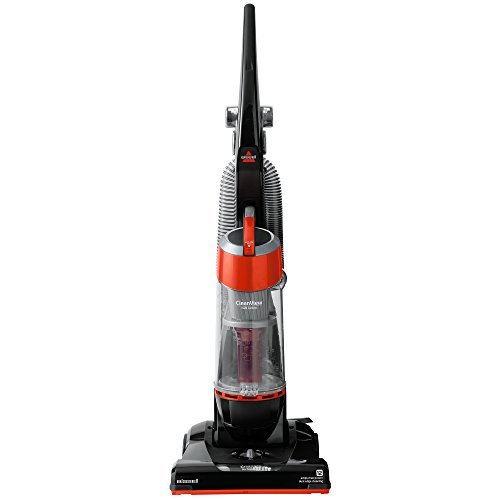 BISSELL Cleanview Bagless Upright Vacuum Cleaner, Tangerine, 95953