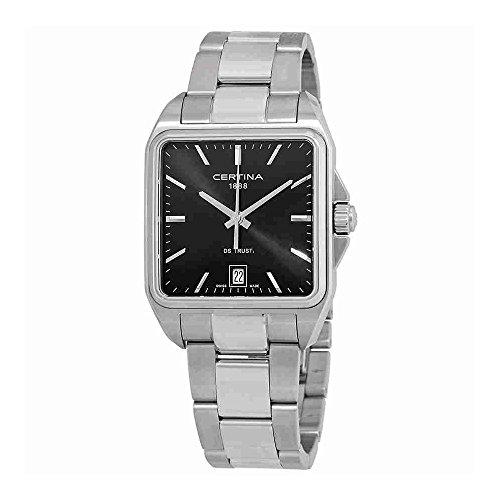 Certina DS Trust Stainless Steel Ladies Quartz Watch C019.510.11.051.00