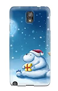 Ortiz Bland Design High Quality Humor Cartoon Cover Case With Excellent Style For Galaxy Note 3