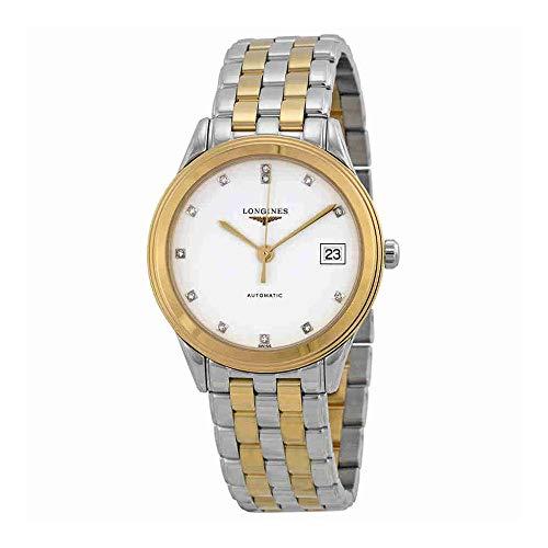 Longines Les Grandes Flagship Swiss Mens Watch L47743277 - Longines Water Resistant Wrist Watch