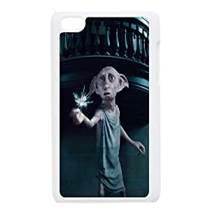 iPod Touch 4 Phone Case White Dobby WQ5RT7527374