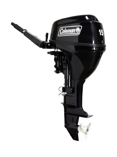 Coleman 15 HP Outboard Motor