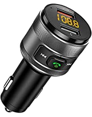 CHGeek QC3.0 Bluetooth FM Transmitter