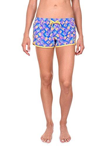 (Sea Pony Beach Summer Shorts: Large, Seahorse )