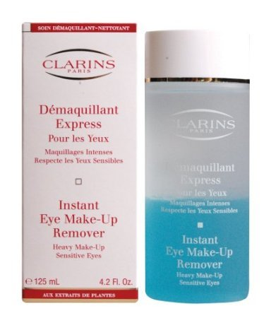 Clarins Instant Eye Make-Up Remover - Waterproof & Heavy make-up 125ml/4.2oz