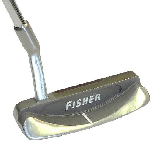 Amazon.com: Fisher Putters cts-2 Putter de los hombres, 89 ...