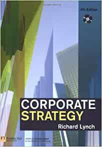 corporate strategy richard lynch 4th edition pdf download