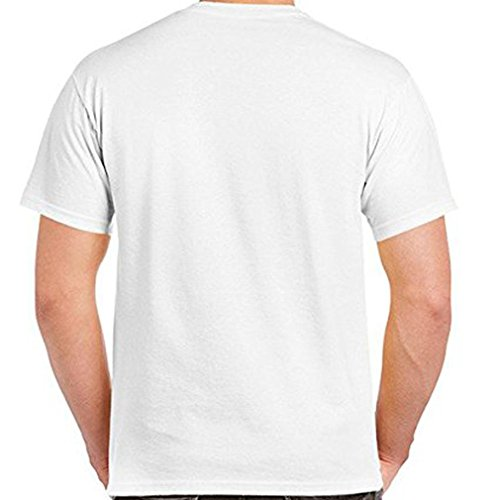 Fitness Stampa Advanced T Men Slim Top manica Adeshop Bianco corta Girocollo And T Shirt Color Camicetta shirt Summer Sports shirt Lettera manica Pure corta 7qwYXtU