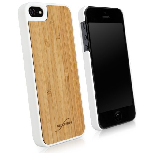 iphone-se-case-boxwave-true-bamboo-minimus-case-with-bonus-keychain-charger-hand-made-real-wood-cove