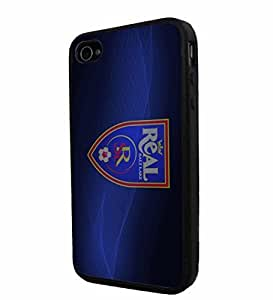 diy zhengSoccer MLS REAL SALT LAKE SOCCER CLUB FOOTBALL FC, Cool iphone 5/5s/ Smartphone Case Cover Collector iphone TPU Rubber Case Black