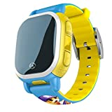 Tencent QQwatch GPS Tracker Wifi Locating Children Safe Security SmartWatch Phone For kids