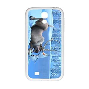 QQQO Cute Frozen Olaf And Sven Design Best Seller High Quality Phone Case For Samsung Galacxy S4