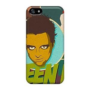 AlissaDubois Iphone 5/5s Best Hard Phone Cases Unique Design Fashion Green Day Series [bVB1153KJLT]