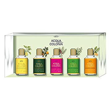 Mäurer & Wirtz 4711 Acqua Colonia Miniatures Gift Set 5x8ml Eau de Cologne (Lime &