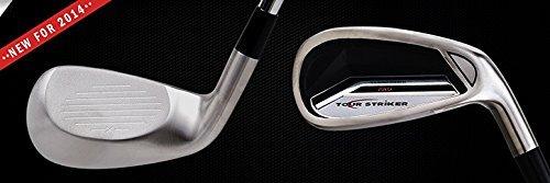 Tour Striker (2014 New Version) Golf Club Swing Trainer (7-Iron, Right) by Tour Striker Inc