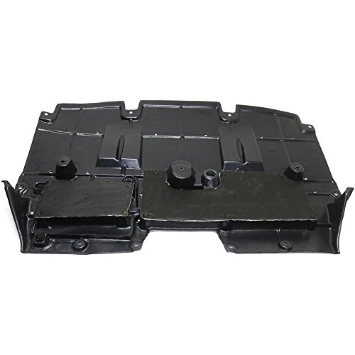 - Engine Splash Shield Compatible with Lexus IS200T/IS250/IS300/IS350 14-17 Under Cover Front Assy W/Insulation Foam AWD