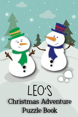 Read Online Leo's Christmas Adventure Puzzle Book ebook